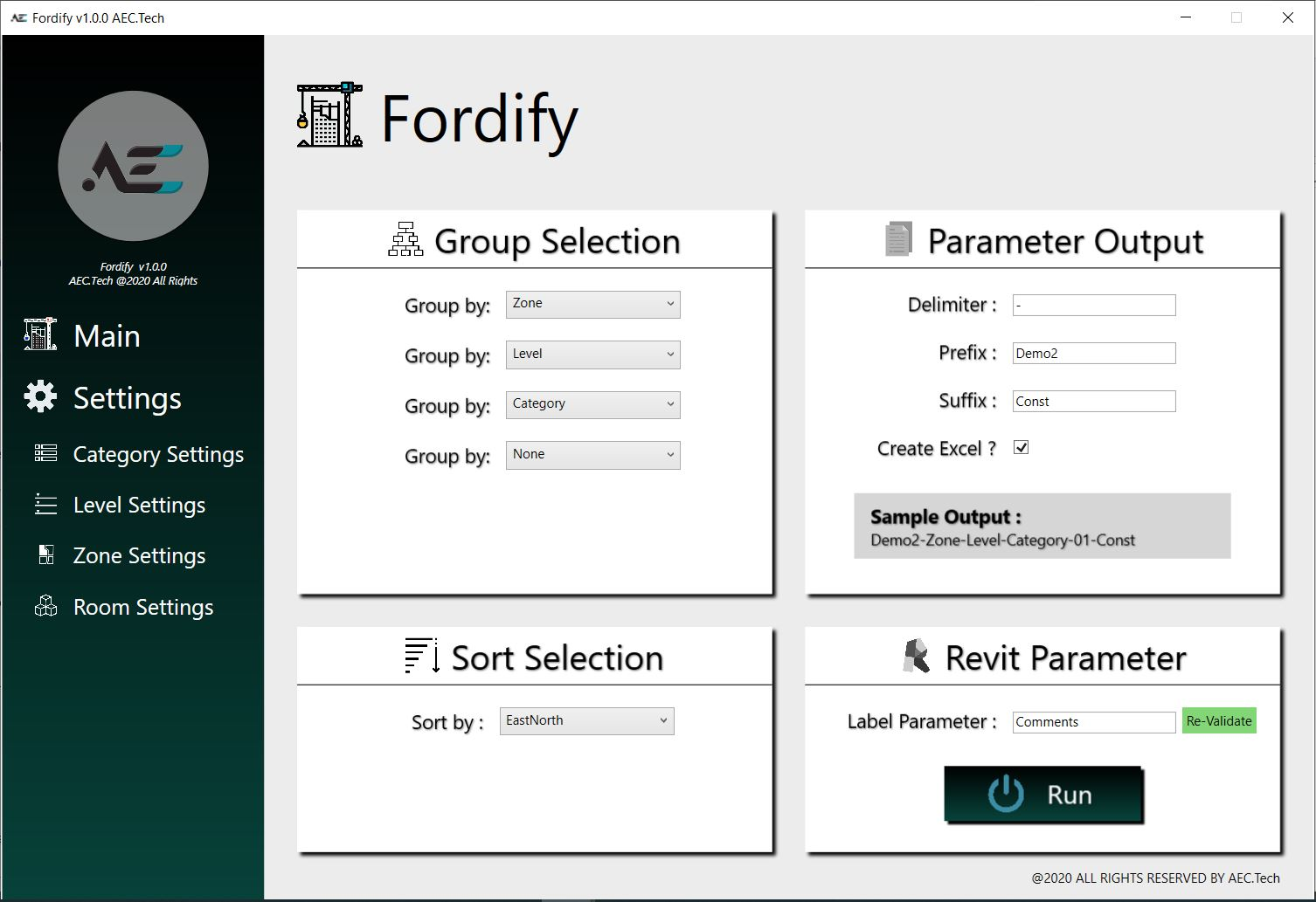 Fordify First Look